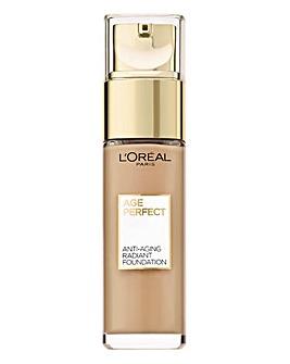 L'Oreal Paris Age Perfect Foundation-160 Rose Beige