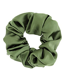 Sage Hair Scrunchie