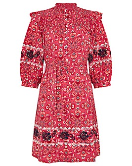 Monsoon Davina Sustainable Jersey Dress