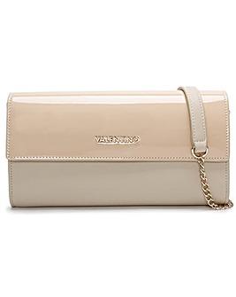 Valentino Bags Castilla Patent Flap Pochette Bag
