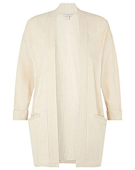 Monsoon Zip Detail Casual Plain Cover Up