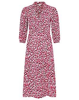 Monsoon Willow Jersey Shirt Dress
