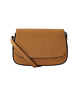 Accessorize Ruby Saddle Cross-Body Bag