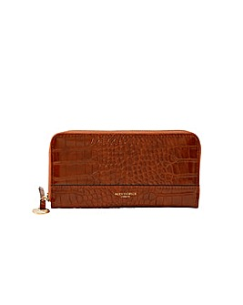Accessorize Large Zip Around Wallet