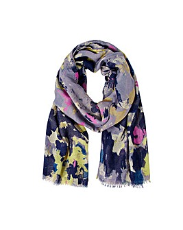 Accessorize Brushed Meadow Scarf