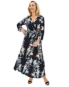 Joanna Hope Printed Maxi Dress