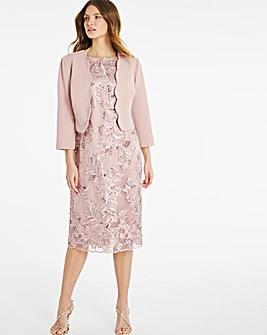 Joanna Hope Dress and Scallop Dress