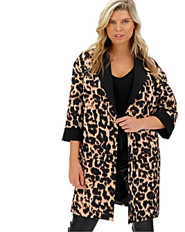 Joanna Hope Animal Formal Jacket