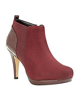 Lotus Aggy Stiletto Shoe-Boots