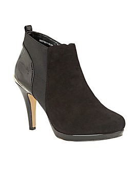 Lotus Aggy Stiletto Shoe-Boots