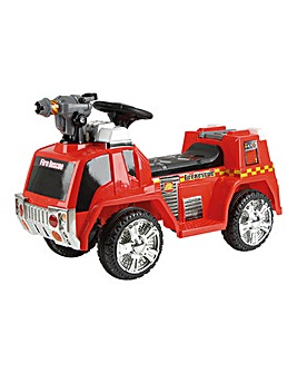 Fire Engine Electronic Ride On