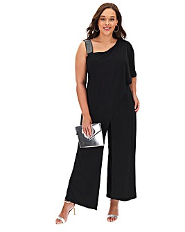 Joanna Hope Cocktail Jumpsuit
