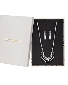 Jon Richard Allway Necklace And Earring