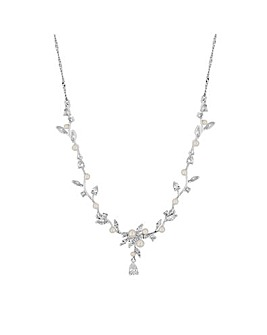 Alan Hannah Devoted Vine Pear Necklace