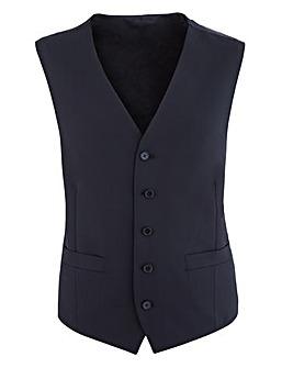 Jacamo Black Waistcoat Reg