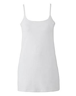 09abfb849887b White Stretch Camisole
