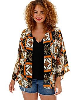Boxy Kimono