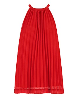 Pleated Trapeze Top