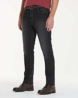 Tapered Stretch Jean 29 in