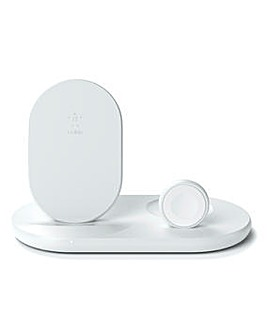 Belkin BOOSTCHARGE 3-in-1 Apple Wireless Stand