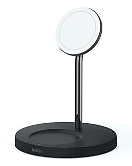 Belkin BOOSTCHARGE PRO 2-in-1 MagSafe Apple Wireless Charger