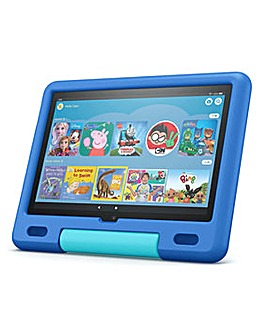 AMAZON Fire HD 10 10.1in Kids Tablet (2021) 32GB Blue