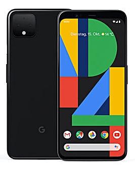 RENEWD Pixel 4 Just Black 64GB