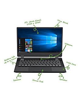 Venturer Europa 11 Plus Black 11in laptop