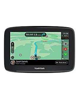 TomTom GO Classic 6'' SatNav