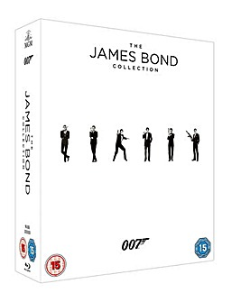 James Bond 23 Movie Collection