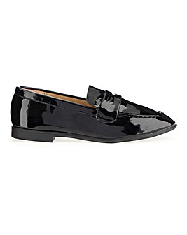 Patent Loafers E Fit