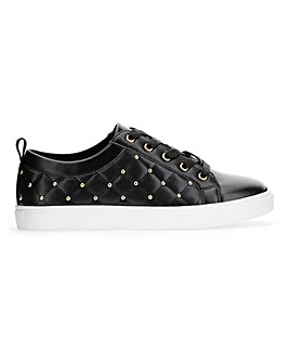 Stud Detail Leisure Shoes E Fit