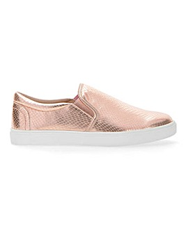 Slip On Leisure Shoes E Fit