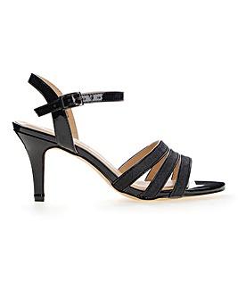 Strappy Occasion Sandals Wide E Fit