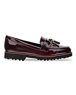 Lightweight Tassel Loafers Wide E Fit