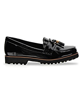 Lightweight Tassel Loafers E Fit