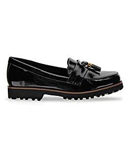 Lightweight Tassel Loafers E Fit