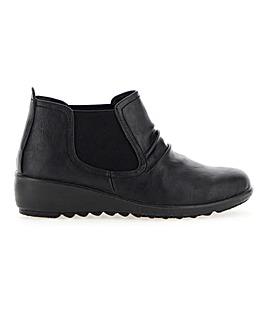 Cushion Walk Chelsea Boots E Fit