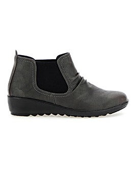 Cushion Walk Chelsea Boots Wide E Fit