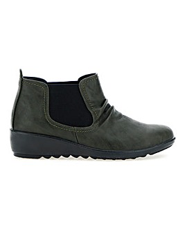 Cushion Walk Chelsea Boots E Fit
