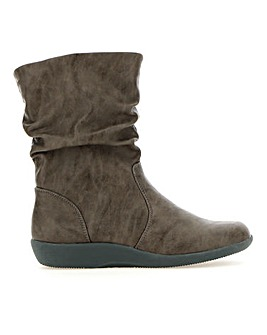 Cushion Walk Mid Boots EEE Fit