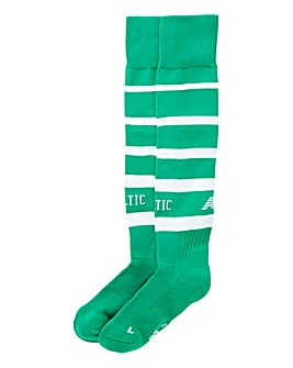 New Balance Celtic FC Home Junior Sock