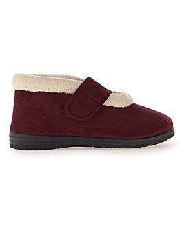 Cushion Walk Slipper Boots EEE Fit