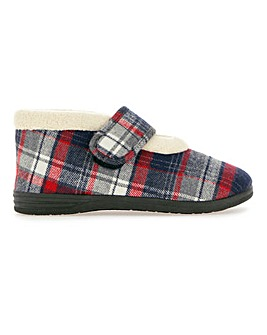 Cushion Walk Slipper Boots E Fit