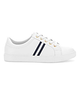 Stripe Detail Leisure Shoes E Fit