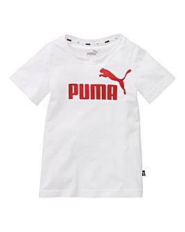 Puma Boys Essential no.1 Tee
