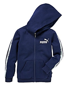 Puma Boys Elevated Essential Tape Hoodie