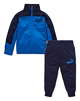 Puma Boys Poly Tricot Suit
