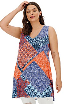 1acb64f2d8f Tunics | Plus Size Tunic Tops & Dresses | Simply Be