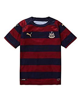 Puma NUFC Away Junior Shirt